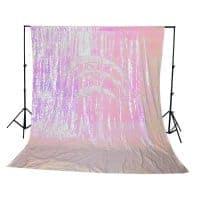 #1 Moonshell Shimmer Backdrop