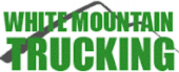 white mountain trucking